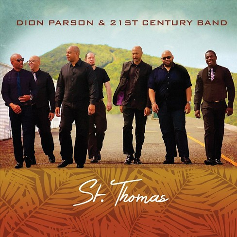 Dion & the 2 parson - St thomas (CD) - image 1 of 1
