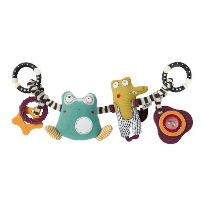 Mamas & Papas Sensory Development Toy Travel Charm
