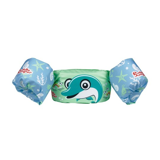 Stearns Puddle Jumper Dolphin Child Life Jacket image number null