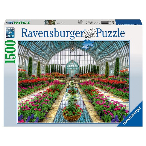 Ravensburger Atrium Garden Puzzle - 1500pc - image 1 of 2
