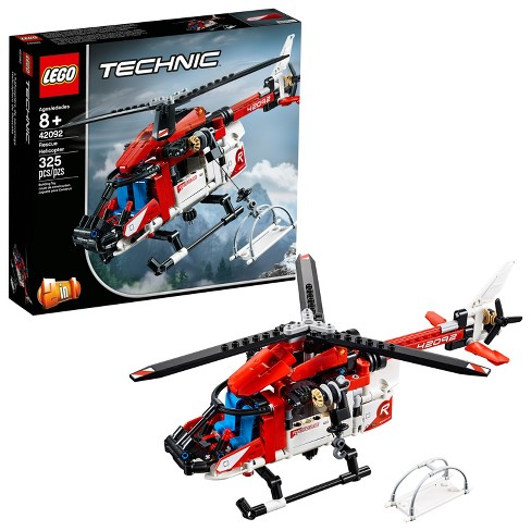 LEGO Technic Rescue Helicopter 42092 - image 1 of 4