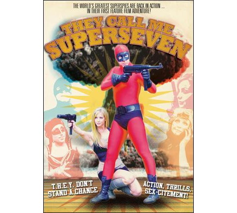They call me superseven (DVD) - image 1 of 1