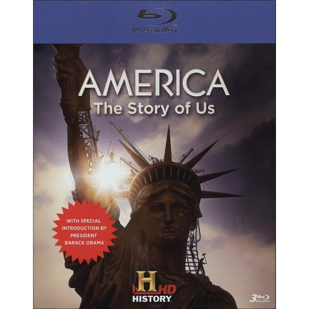 America: The Story of Us [3 Discs] [Blu-ray]