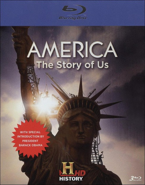 America: The Story of Us [3 Discs] [Blu-ray] - image 1 of 1