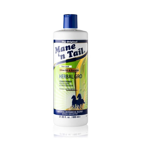 Mane 'n Tail Herbal Gro Olive Oil Infused Strengthens & Nourishes Conditioner - 27.05 fl oz - image 1 of 3
