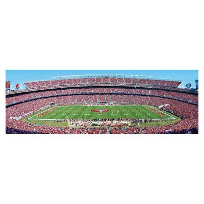NFL San Francisco 49ers 1000pc Jigsaw Puzzle