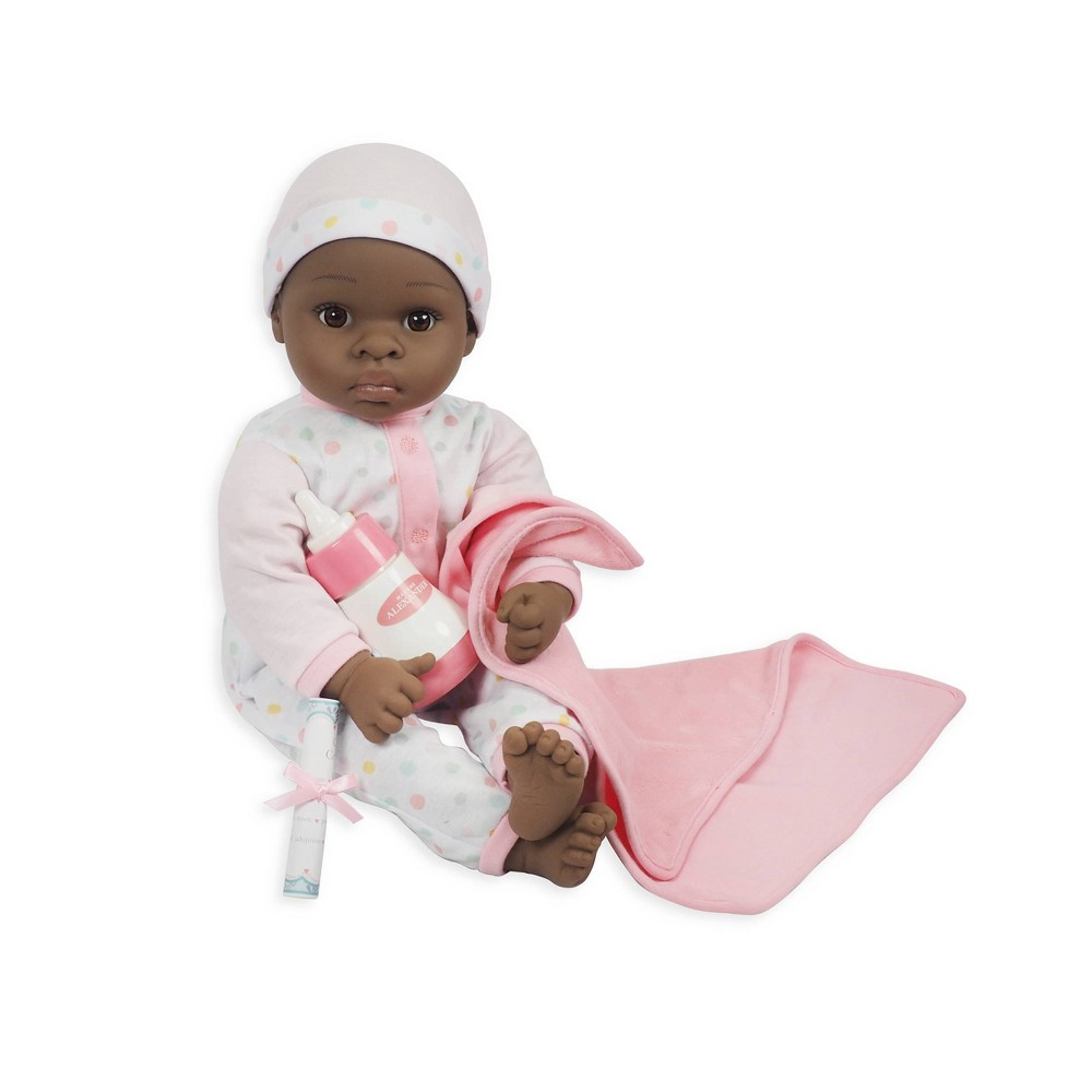 Madame Alexander 18 34 Sweet And Happy Baby Browneyes