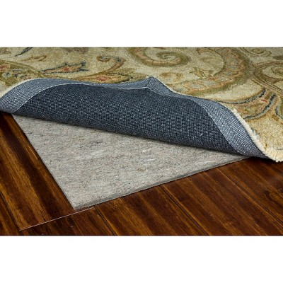 Gray Premier Solid Rug Grip Pad 2'X4'