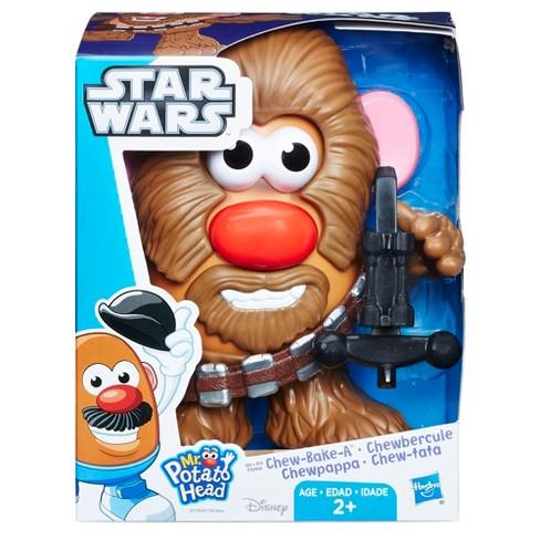 playskool friends star wars chewbacca mr potato head chew bake a