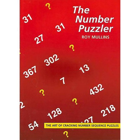 The Number Puzzler - by  Roy Mullins (Paperback) - image 1 of 1