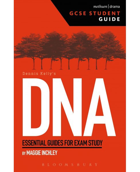 DNA GCSE Student Guide (Paperback) (Maggie Inchley) - image 1 of 1