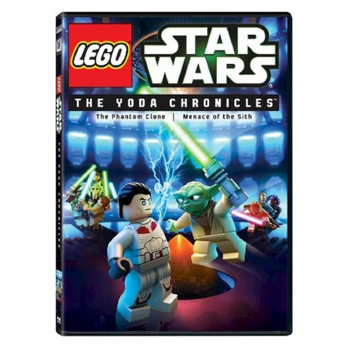 LEGO Star Wars: The Yoda Chronicles (dvd_video) - image 1 of 1