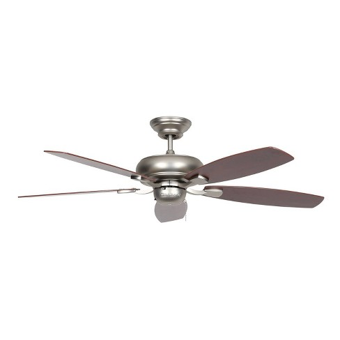 """70"""" Roosevelt Ceiling Fan Stainless Steel - Concord Fans - image 1 of 1"""