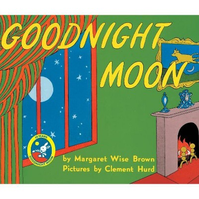 Goodnight Moon by Margaret Wise Brown- 30th Anniversary by Margaret Wise Brown (Paperback)
