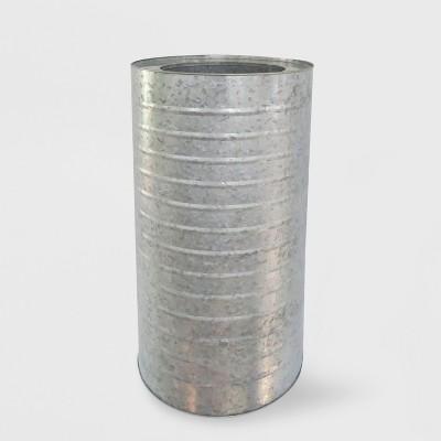 20  Iron Galvanized Planter - Smith & Hawken™