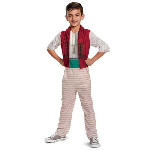 Boys Disney Aladdin Classic Halloween Costume