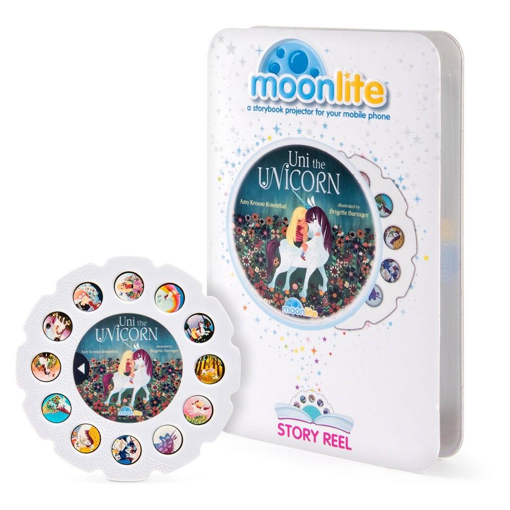 Moonlite - Uni the Unicorn Reel for Moonlite Story Projector