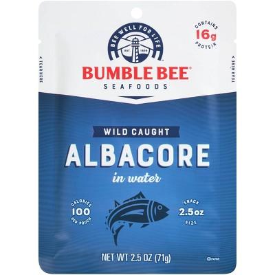 Bumble Bee Albacore Tuna in Water - 2.5oz