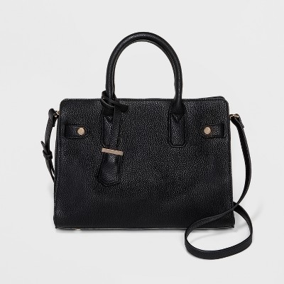 Atwood East West Satchel - A New Day™ Black