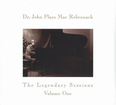 DR. JOHN - Dr. John Plays Mac Rebennack (CD)