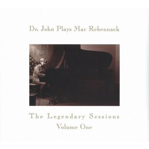 DR. JOHN - Dr. John Plays Mac Rebennack (CD) - image 1 of 2