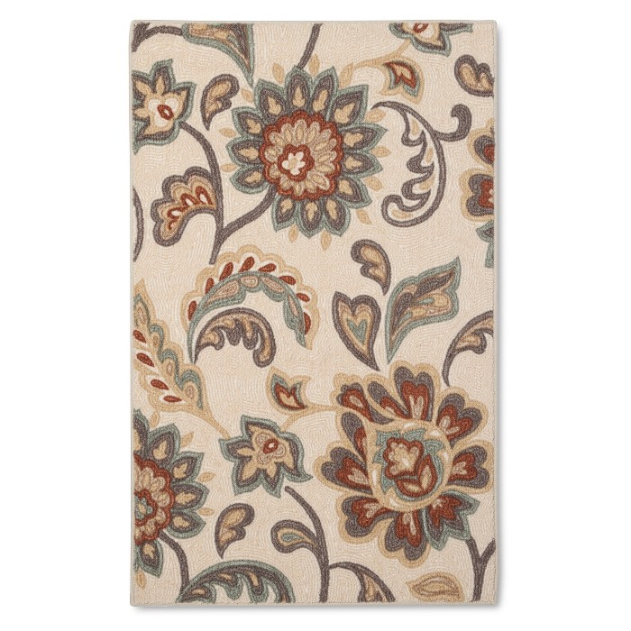 Maples Rugs Paisley Floral Accent Rug - image 1 of 2