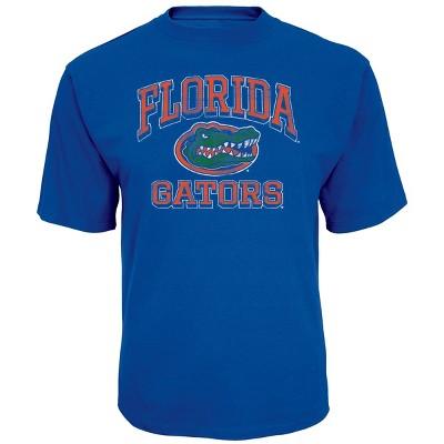 3fef5c6e851a NCAA Men s Short Sleeve TC T-Shirt Florida Gators