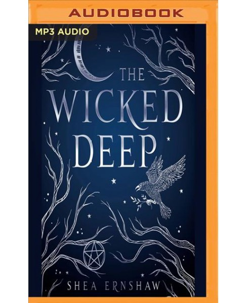 Wicked Deep -  by Shea Ernshaw (MP3-CD) - image 1 of 1