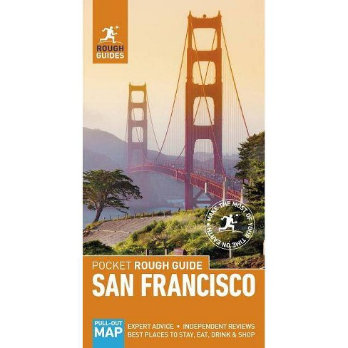 Pocket Rough Guide San Francisco (Travel Guide) - (Rough Guide Pocket Guides) 3 Edition (Paperback) - image 1 of 1
