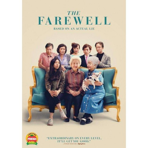 The Farewell (DVD) - image 1 of 1