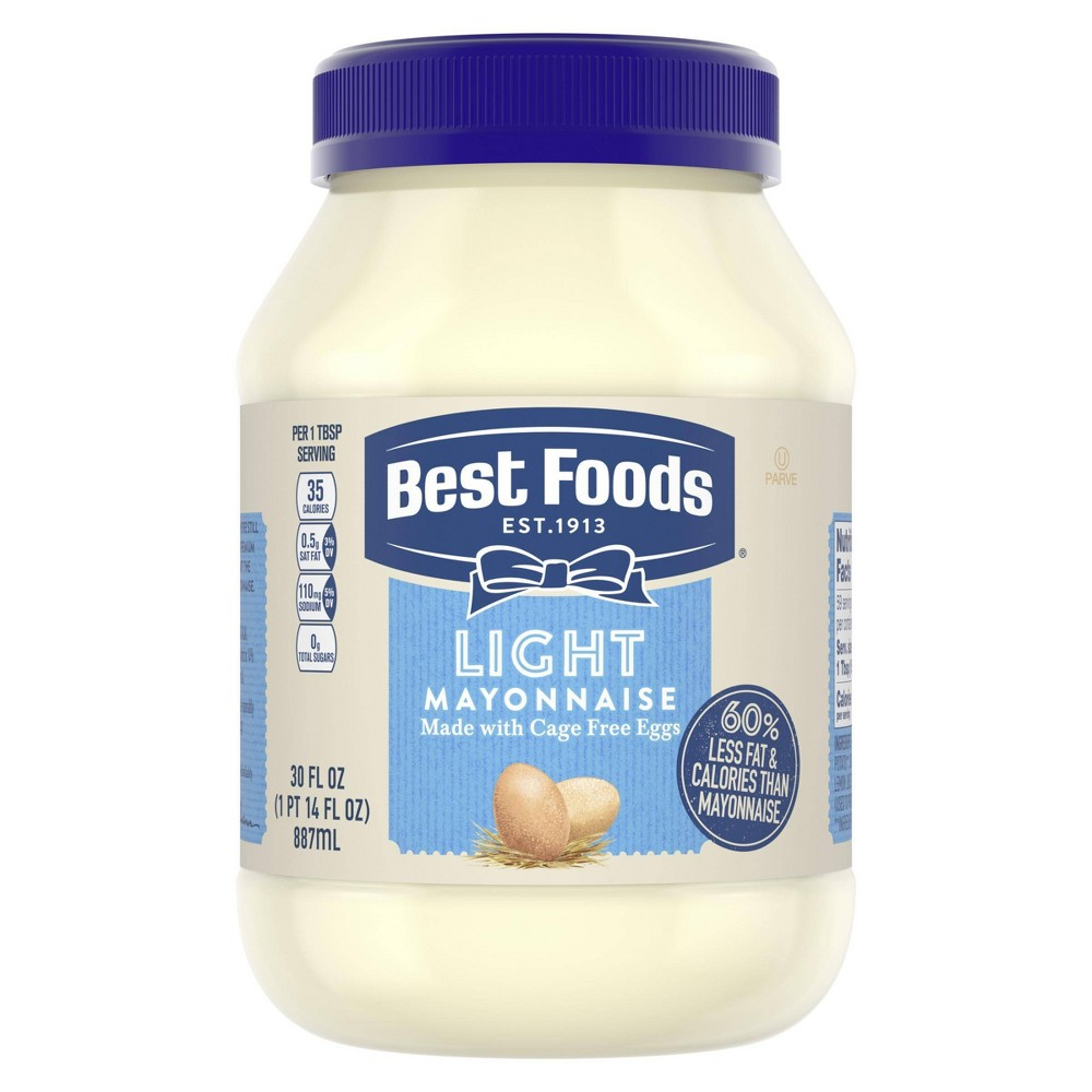 Best Foods Mayonnaise Light - 30oz Price