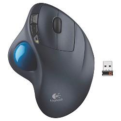 f99d792ab8c Logitech M317 Wireless Flamingo Mouse - Black (910-004810) : Target