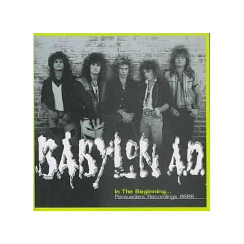 Babylon A.D. - In The Beginning... Persuaders Recordings 8688 (2-cd) * (CD) - image 1 of 1