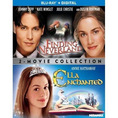 Ella Enchanted / Finding Neverland (Blu-ray)(2021)