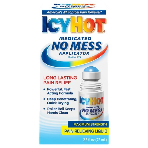 icy hot  IcyHot With No Mess Applicator - 2.5oz : Target