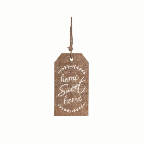 Home Sweet Home Wall Decor - Foreside Home and Garden - image 1 of 2