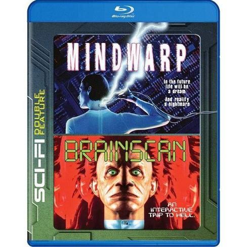 Mindwarp / Brainscan (Blu-ray) - image 1 of 1