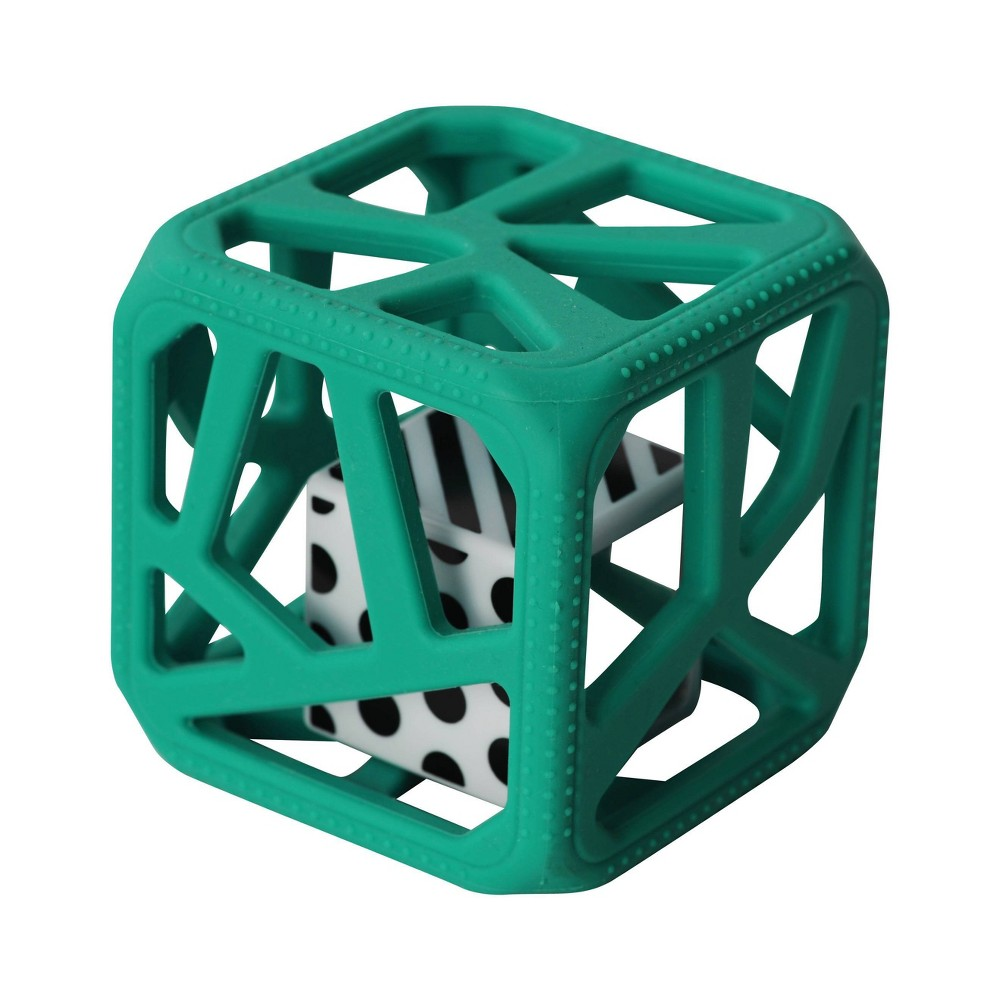 Image of Malarkey Kids Chew Cube - Turquoise