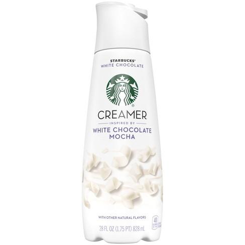 Starbucks White Chocolate Mocha Creamer - 28 fl oz - image 1 of 4