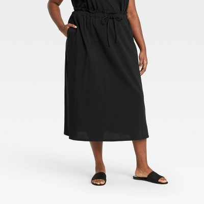 Women's Midi Skirt - Who What Wear™