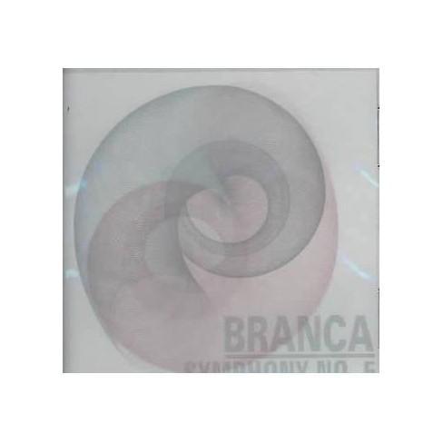 Glenn Branca - Symphony No. 5: Describing Planes Of An Expanding Hypersphere (CD) - image 1 of 1