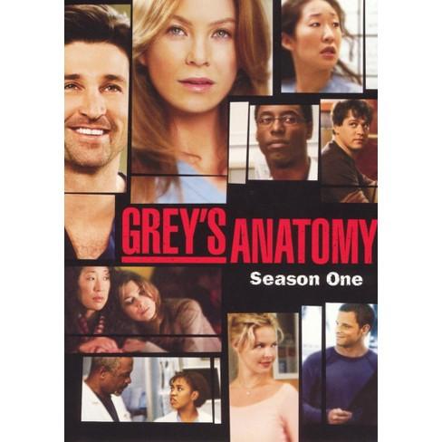 Grey\'s Anatomy: Season 1 [2 Discs] : Target