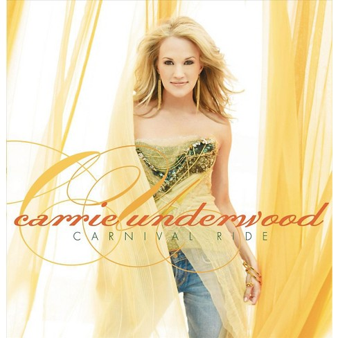 Carrie Underwood - Carnival Ride (CD) - image 1 of 2