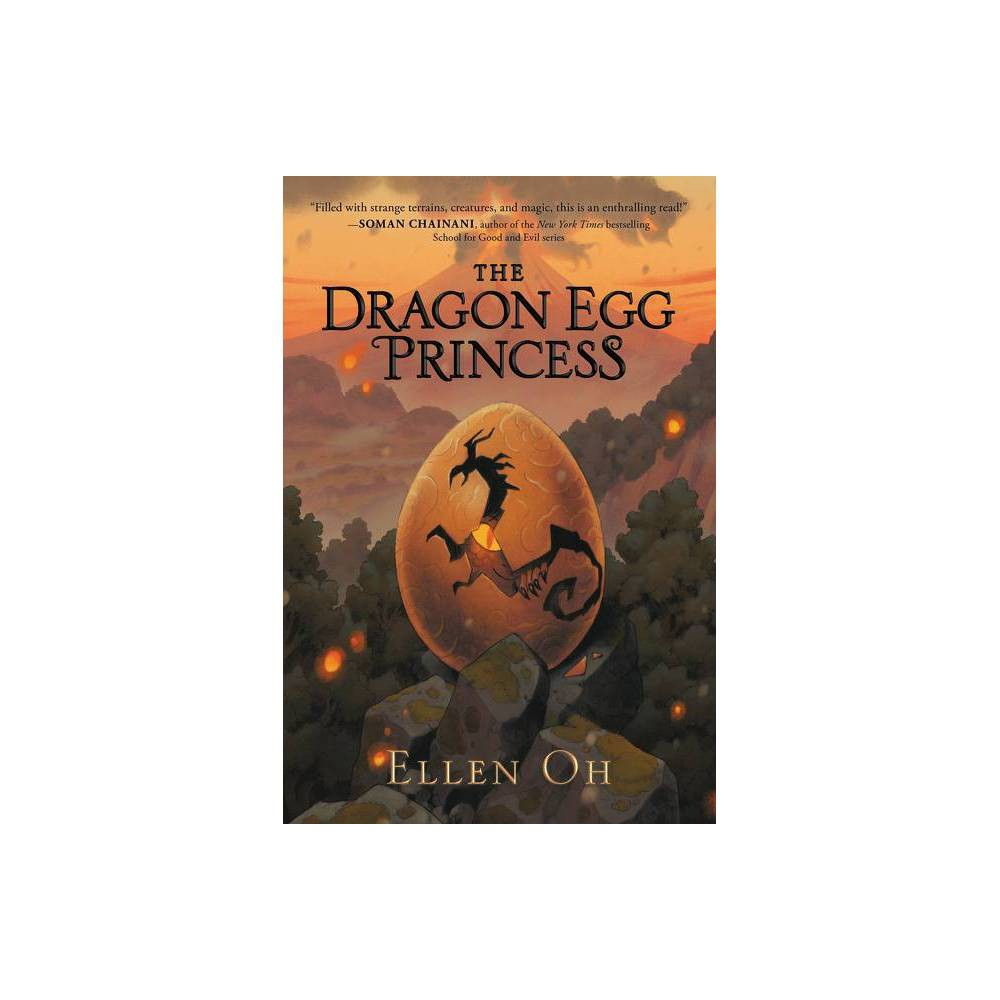 The Dragon Egg Princess By Ellen Oh Paperback
