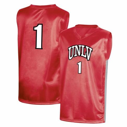 100% authentic 9cb9d c4daf NCAA Boy's Basketball Jerseys UNLV Rebels