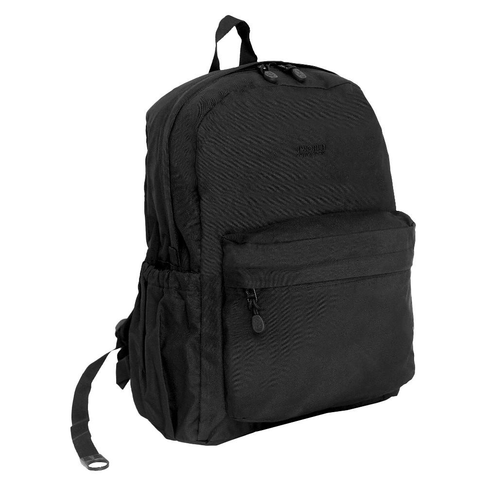 """Image of """"J World 17"""""""" Oz Laptop Backpack - Black"""""""