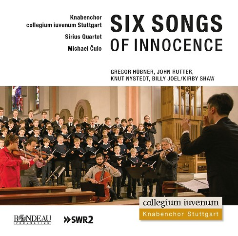 Knabenchor collegium - Six songs of innocence (CD) - image 1 of 1