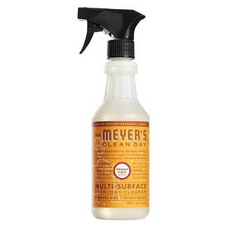 Mrs. Meyers Orange Clove Scented Multi-Surface Everyday Cleaner - 16oz