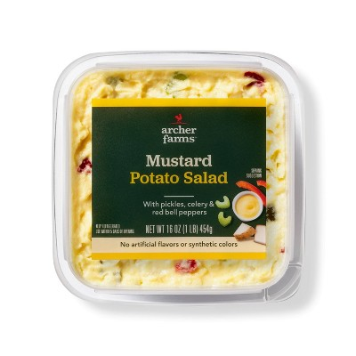 Mustard Potato Salad - 1lb - Archer Farms™