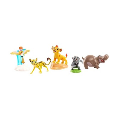 The Lion Guard Collectible 5 Figure Set